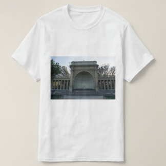 Golden Gate Park Music Concourse #4 T-shirt