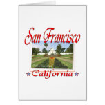 Golden Gate Park San Francisco Stationery Note Card
