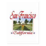 Golden Gate Park San Francisco Postcard