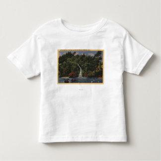 Golden Gate Park, Stow Lake, Huntington Falls Toddler T-shirt