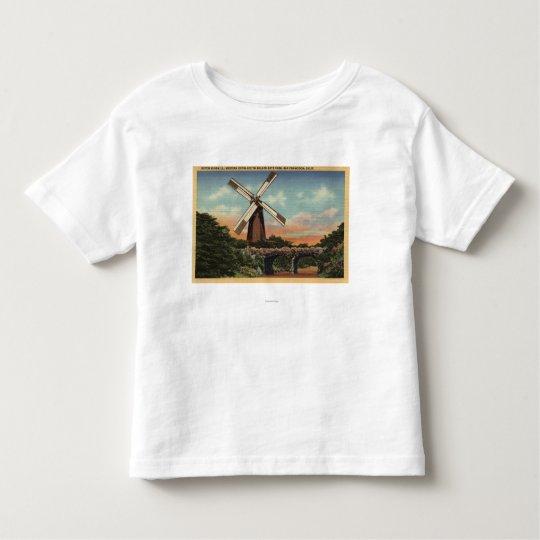 Golden Gate Park, the Dutch Windmill Toddler T-shirt