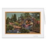 Golden Gate ParkTea Garden- San Francisco, CA Greeting Card