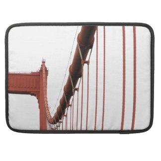 golden gate pillar sleeve for MacBook pro