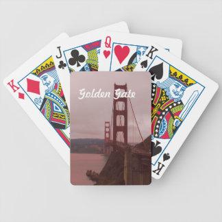 Golden Gate Poker Deck