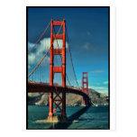 Golden Gate Post Card