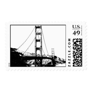 Golden Gate Postage