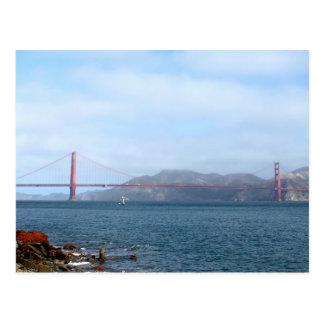 Golden Gate Postcard