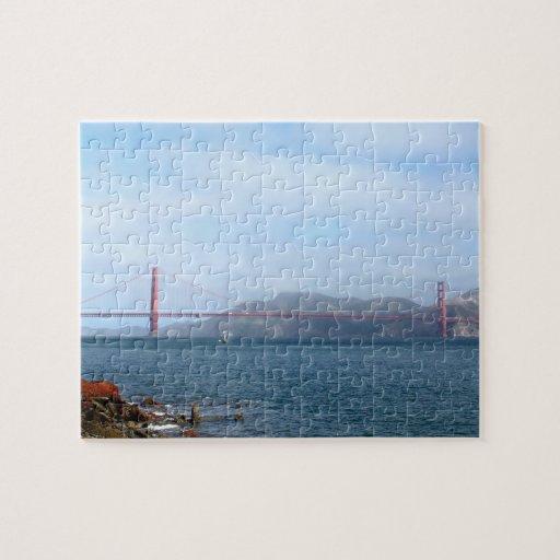 Golden Gate Puzzles Con Fotos