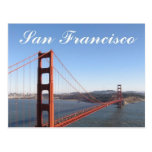 Golden Gate, San Francisco Postcard
