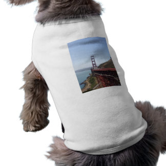 Golden Gate San Francisco Camisa De Perro