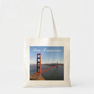 Golden Gate, San Francisco Tote Bag