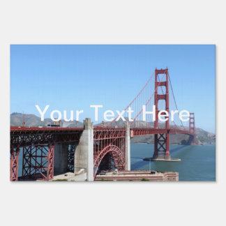 Golden Gate Sign