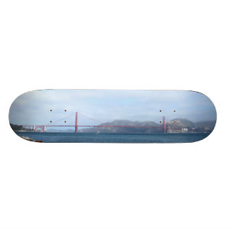 Golden Gate Skateboard