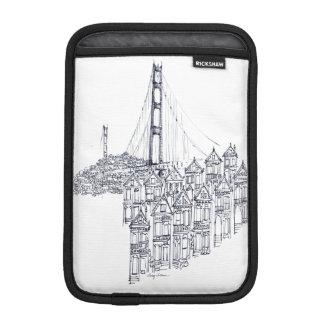 Golden Gate Sleeve For iPad Mini