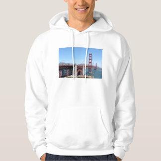 Golden Gate Sudadera Con Capucha