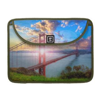 Golden Gate Sunrise Sleeve For MacBook Pro