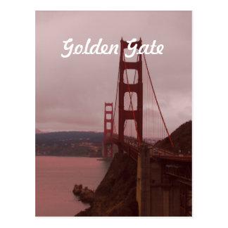 Golden Gate Postales