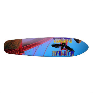 Golden Gate WAC California Condor Skateboard Deck