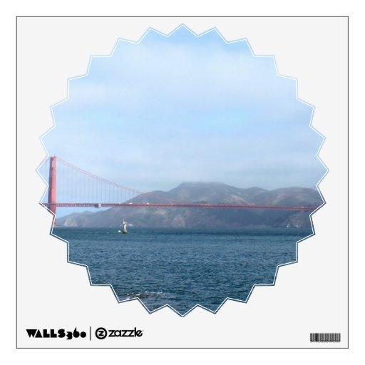 Golden Gate Wall Skin