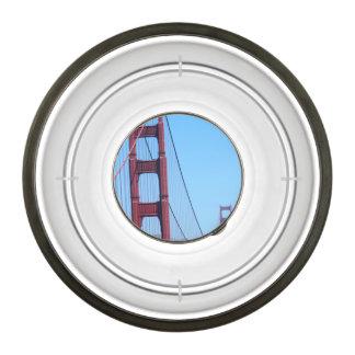 Golden Gate Pet Bowl
