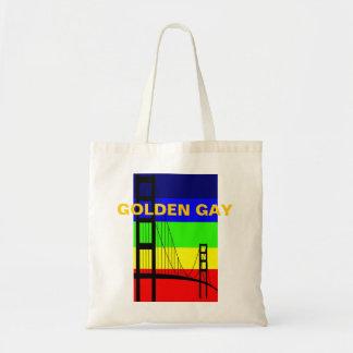 Golden Gay - Golden Gate Canvas Bags
