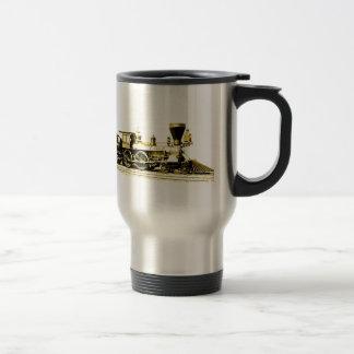 Golden General Travel Mug