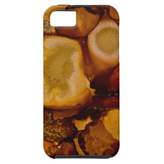 Golden Geode collection iPhone SE/5/5s Case