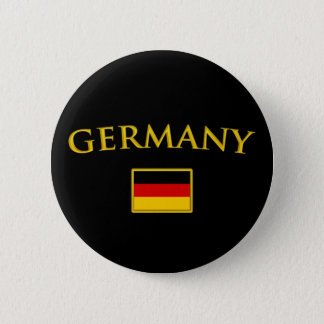 Golden Germany Button