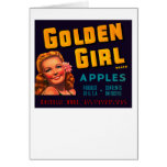 Golden Girl Apples
