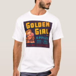 Golden Girl Apples T-Shirt