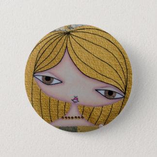 """""""Golden Girls"""" 1"""" button by Sunny Crittenden!"""