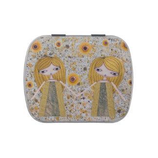 """""""Golden Girls"""" Candy Tin by Sunny Crittenden!"""