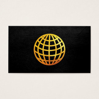 Golden Globe | Executive Business Card