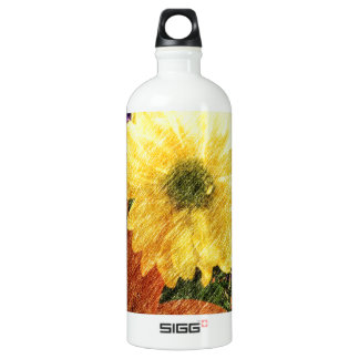 Golden Glow SIGG Traveler 1.0L Water Bottle