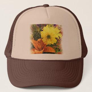 Golden Glow Trucker Hat