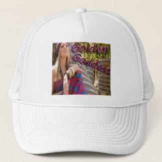 Golden Goddess Hat 2