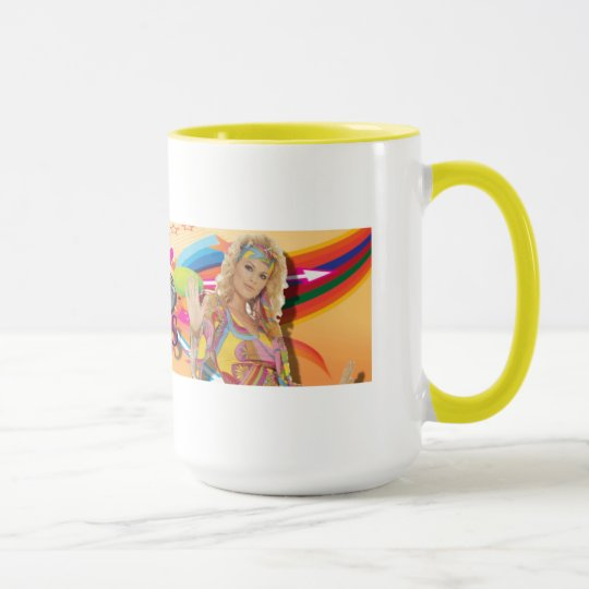 Golden Goddess Oldies Show Mug