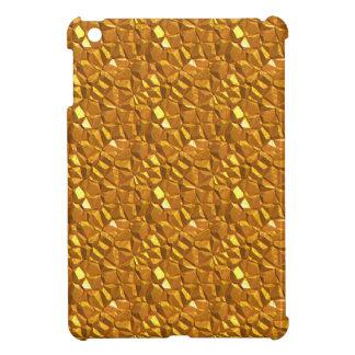 Golden Gold iPad Mini Cover