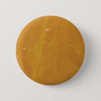 golden goodness pinback button