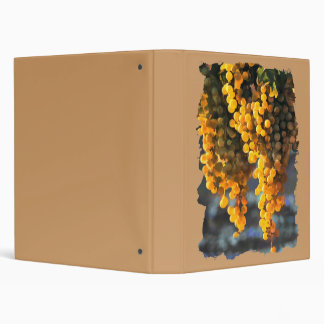 Golden Grapes Binder