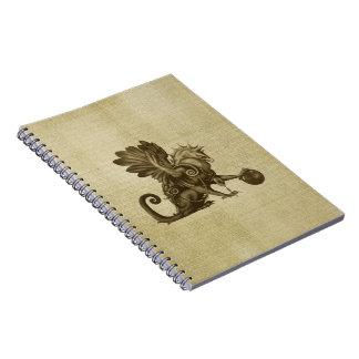 Golden Griffon Journal Notebook
