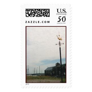 Golden Guardian Stamp