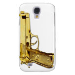 Golden Gun Galaxy S4 Cover