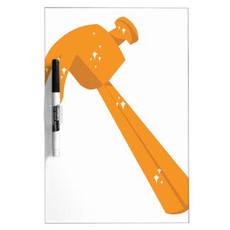 Golden Hammer Dry-Erase Board
