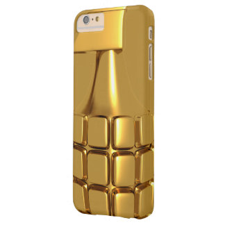 Golden Hand Grenade Barely There iPhone 6 Plus Case