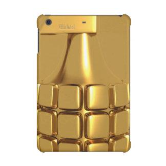 Golden Hand Grenade iPad  Retina Case iPad Mini Covers