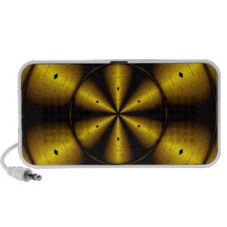 Golden Harvest Artistic Doodle Speaker