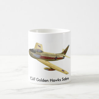 Golden Hawks Mug