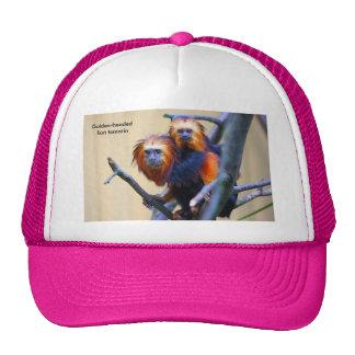 Golden Headed Lion Tamarin Trucker Hat