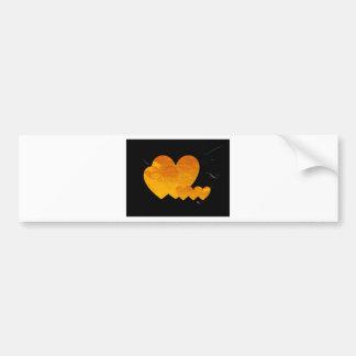 Golden Heart Gifts Bumper Sticker